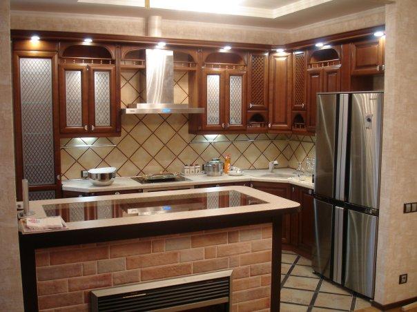 Кухня угловая 1600х4000х600 мм 12640 грн